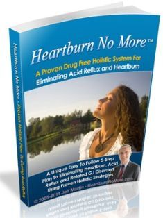 Heartburn No More PDF Free Download. The Heartburn no more PDF book is a guide written by Jeff Martins after 11years of suffering from chronic acid reflux and has taught thousands of  people worldwide to be free from acid reflux, heartburn and most digestive problems without resorting to drugs, risky Surgery or even if you have severe heartburn, hiatal hernia, gastritis, esophageal reflux or bile Reflux naturally.