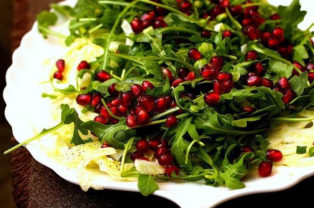 fennel + pomegranate #fennelfriday | Fennel Friday | Pinterest