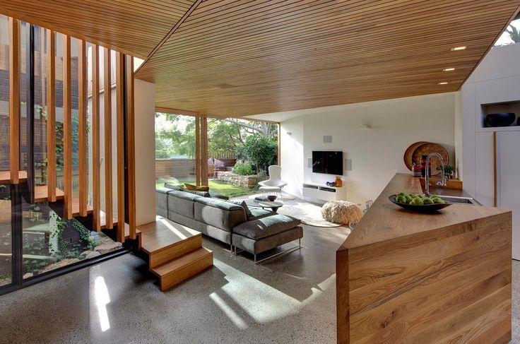// Balmain House by Conrad Johnston. Photography by Brett Boardman