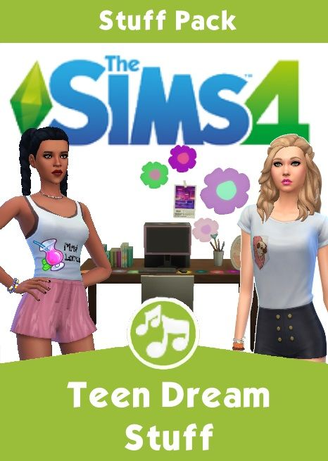 Image Result For Sims 4 Teen Stuff Pack Sims 4 Sims 4