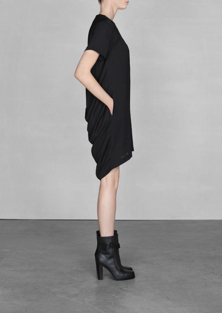 Draped dress | Draped dress | & Other Stories
