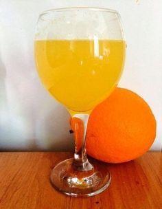 Фанта. Ингредиенты:  Вода — 700 мл Апельсин (крупных) — 2 шт Мандарин (можно просто еще одним апельсином заменить) — 3 шт Лимон — 1 шт Сахар (на ваш вкус) — 150 г Вода газированная — 500 мл