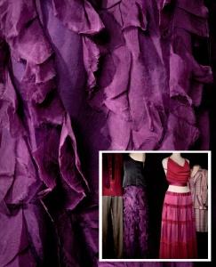 Milana y la Cochinilla de Lanzarote en el Centro de Documentación y Museo Textil de Terrassa