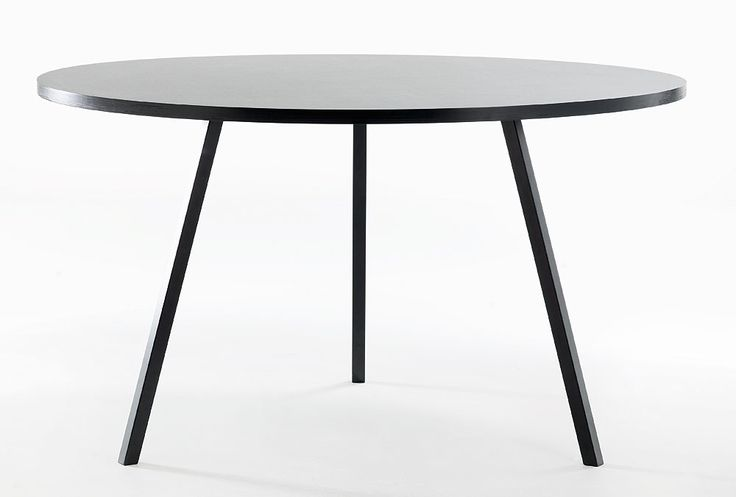 Loop Stand Round Table, for the hallway.