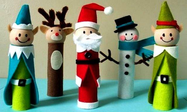 Kézzel készített karácsony – A 17 legszebb kreatív ötlet | Pink Domina
