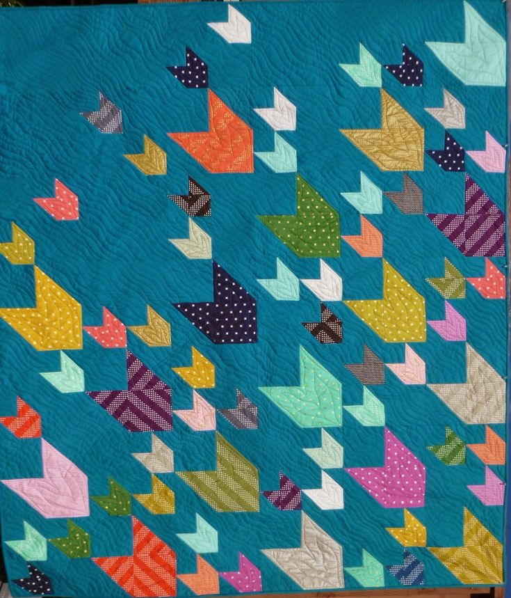 Linda's Quiltmania: Cotton + Steel Day Five