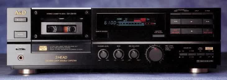 Tape - A&D GX-Z6100