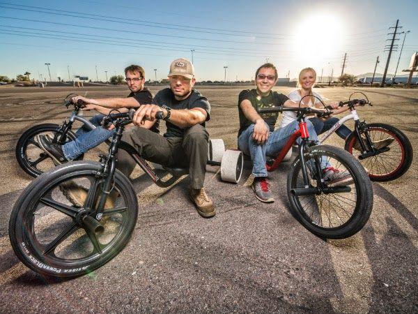 Verrado Electric Drift Trike #drifttrike #drift-trikes
