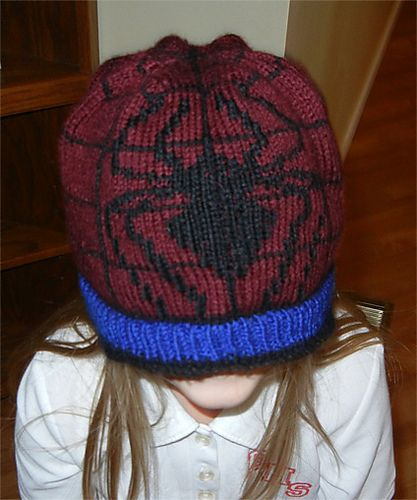 Ravelry: Ultimate Spider Hat pattern by Angela Jenkins Free hat pattern
