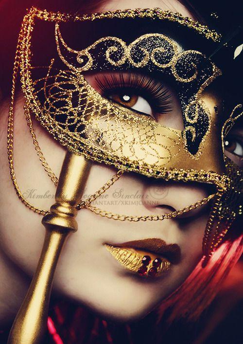 souloftheroseurluv:  Masquerade by ~xKimJoanne