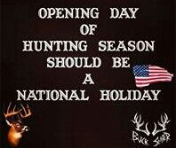 Hunting Season/  Unique items for unique people/ outdoor enthusiasts/  www.alwaysanadventure.com