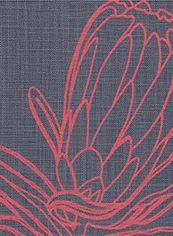 line protea masala on indigo