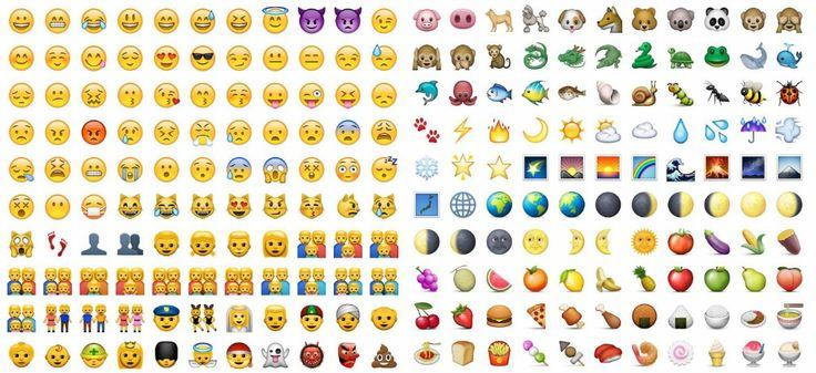 L'homme qui valide les emojis a 63 ans