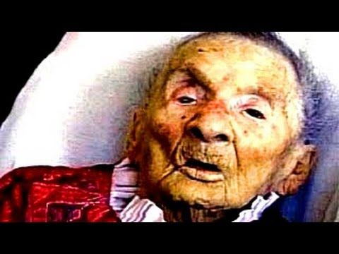 Super Centenarians : Worlds Oldest People Some Over 1000 yrs old !! - YouTube