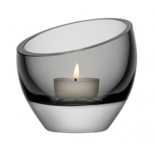 Glass candle holder LAZLO | Candle holder GAUTIER FRANCE