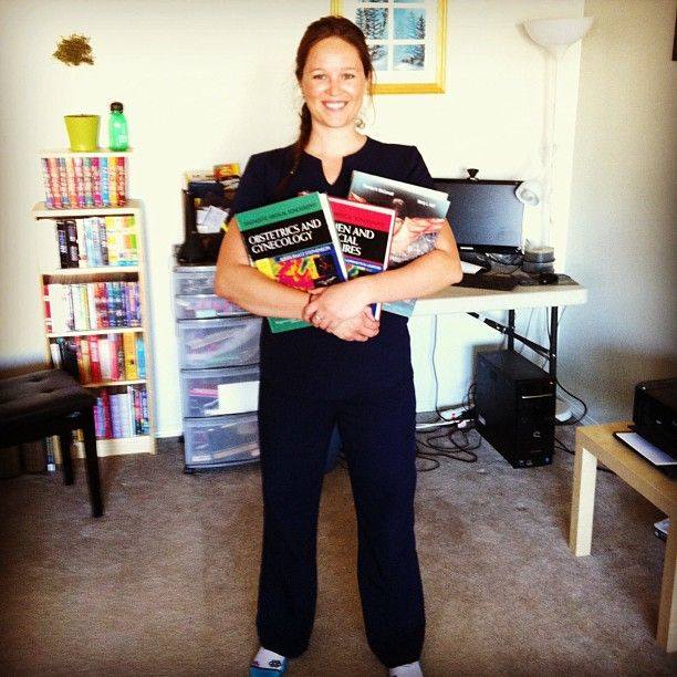 #NAITbacktoschool contest entry by @alleylissa. Caption ' All ready for my program!' #NAIT