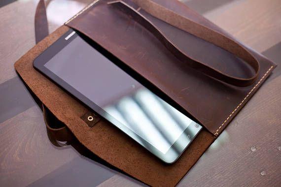 Las mujeres caso de cuero Tablet caso cuero IPad caso cuero