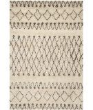 RugStudio presents Safavieh Casablanca Csb851a White / Black Hand-Tufted, Best Quality Area Rug