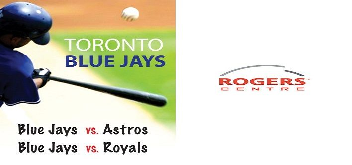 $12 and Up for Tickets to the Toronto Blue Jays vs. Kansas City Royals on May 29 and 30