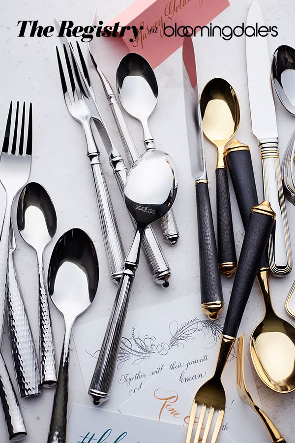Bring A Perfectly Polished Finishing Touch To The Table With Ricci