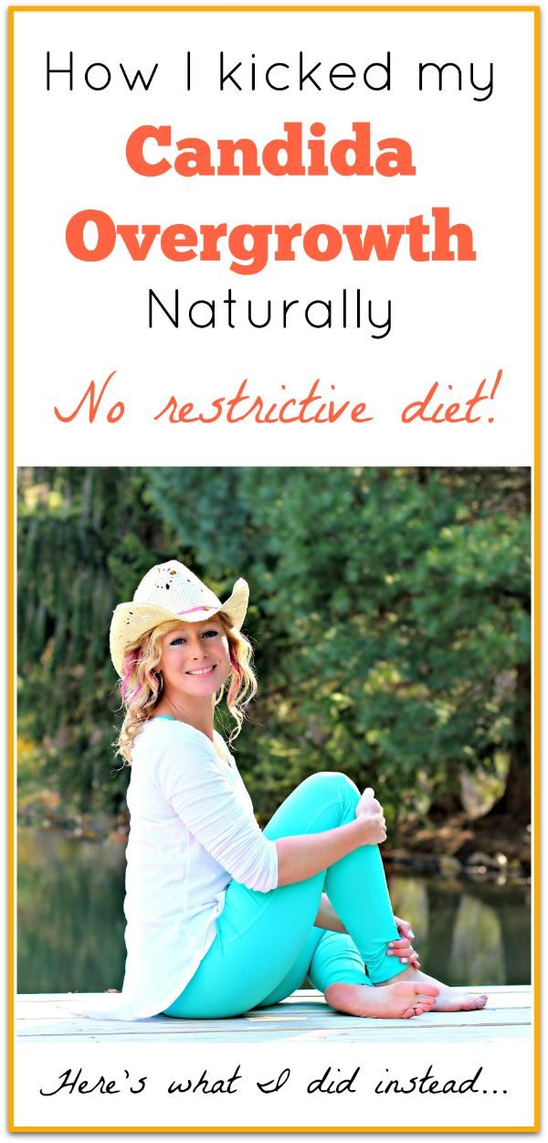 How To Treat Candida Overgrowth Naturally