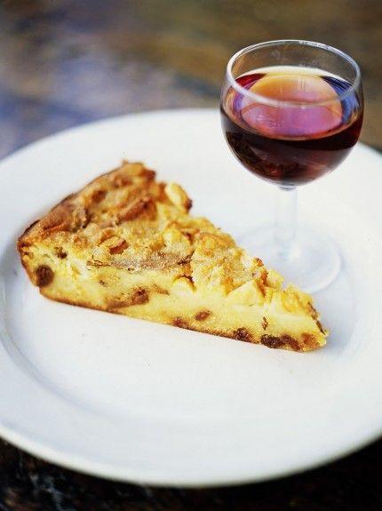 Polenta & Apple Cake | Fruit Recipes | Jamie Oliver Recipes
