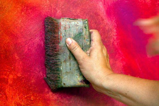 Tecnicas para pintar paredes 2 ideas para el hogar - Tecnicas para pintar paredes interiores ...