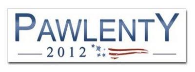 Tim Pawlenty 2012 Republican (logo)