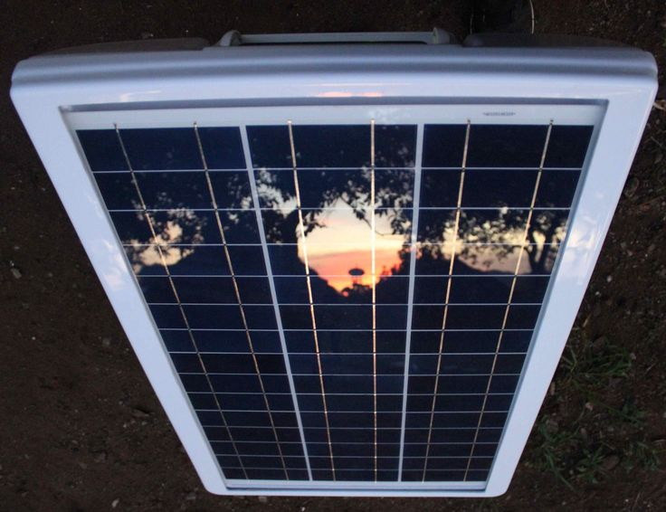 #amazing #african #sunset reflected in the #Mobble, the #portable #solarcharger!