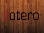 Zotero, gestor de referencias bibliográficas