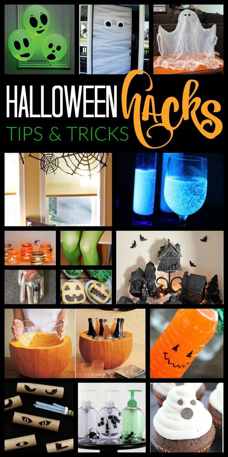 Halloween hacks my favorite halloween dessert crafts for Easy kid friendly halloween treats