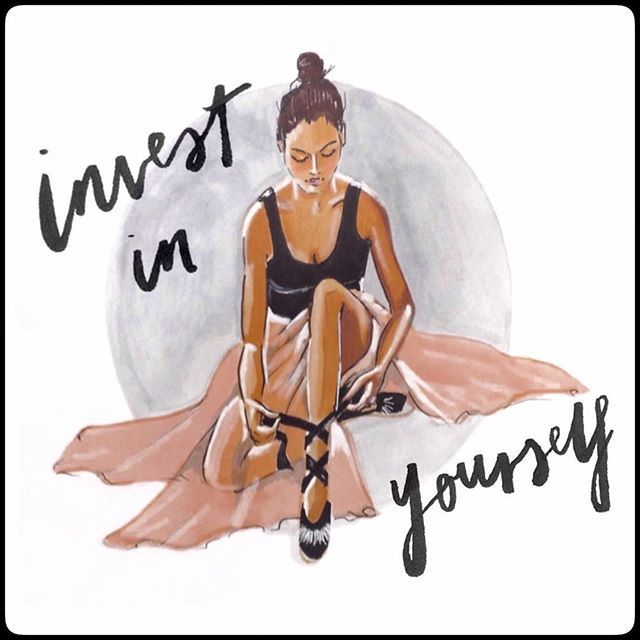#2018 #investinyourself #ballerina #balletdancer #ballet #dancer