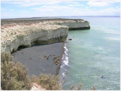 Chubut - Areas Protegidas - Punta Loma