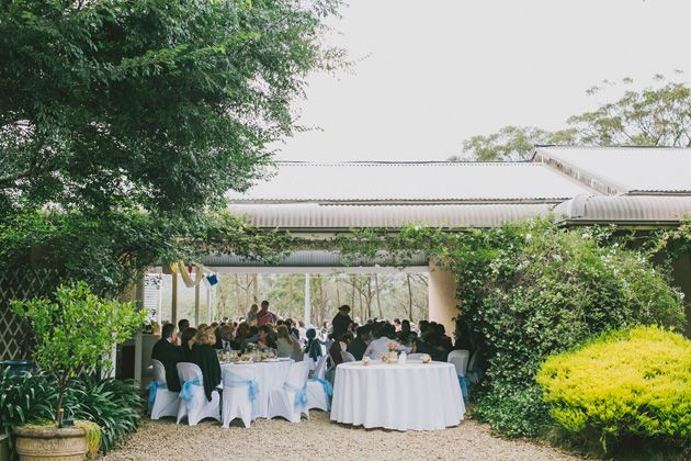 Woodbridge Homestead » A Megalong Valley wedding » Willow & Co. http://willowand.co