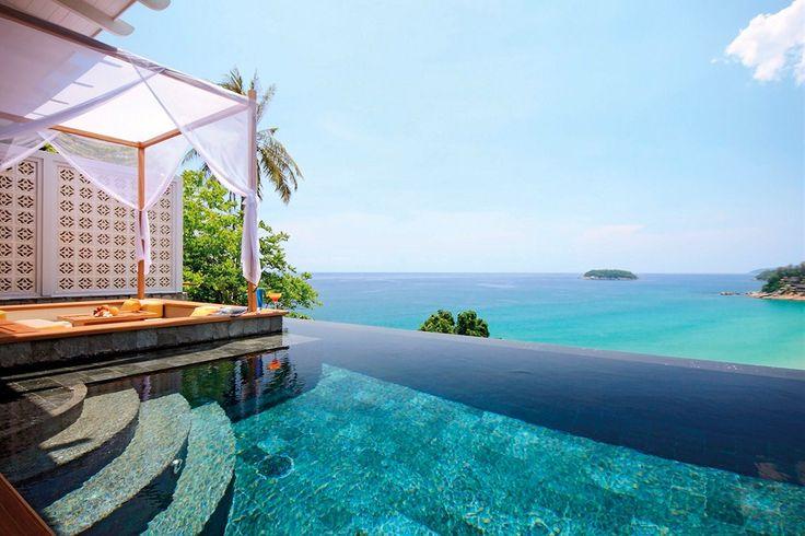 Pulahtaisitko mielelläsi tänne?  #Thailand #Kata_Noi_Beach  http://www.finnmatkat.fi/Lomakohde/Thaimaa/Phuket/Kata-Noi-Beach/Kata-Thani-Phuket-Beach-Resort/?season=talvi-13-14 #finnmatkat