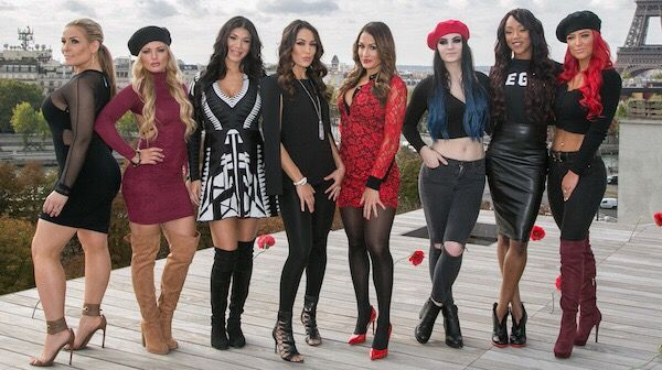 WWE Officially Announces Total Divas Season Six Cast Changes and ...