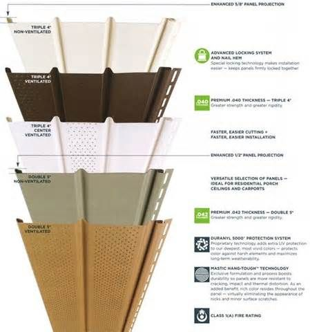 55 Best Images About Soffit And Fascia Color On Pinterest