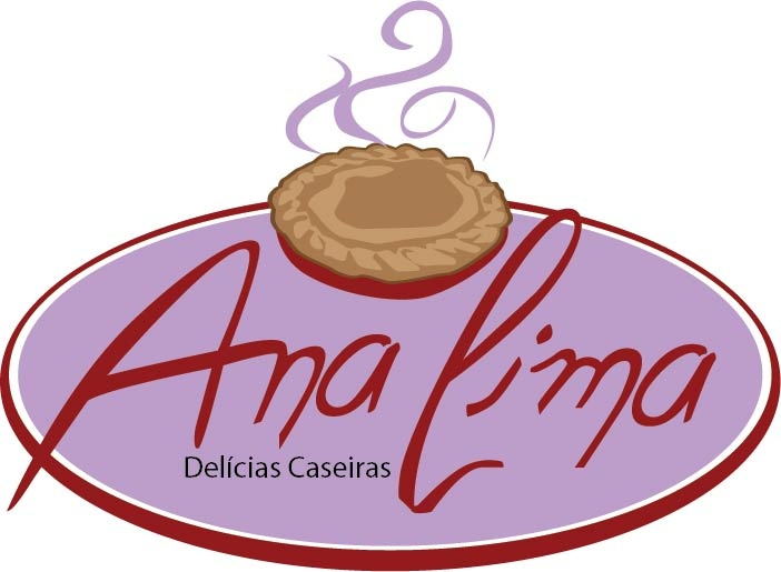 Cliente: Ana Lima Delícias Caseiras  Designer: Anderson Barbosa  Agência: Eros Interativa