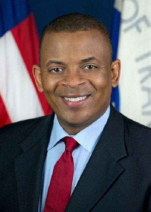 Anthony Foxx : The 54th mayor of Charlotte, North Carolina.