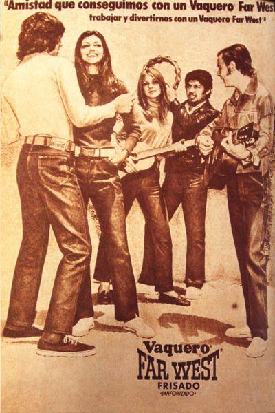 Far West #Argentina 1971