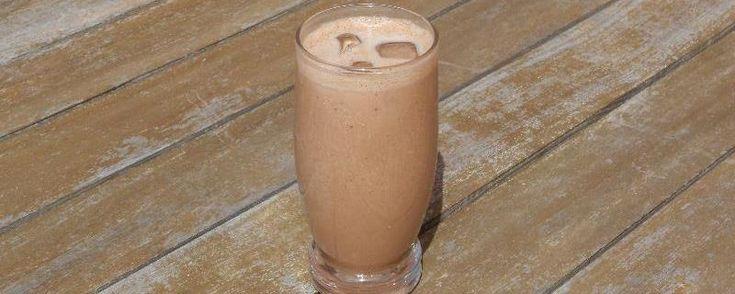 Superfood Smoothie - Chocolade Milkshake