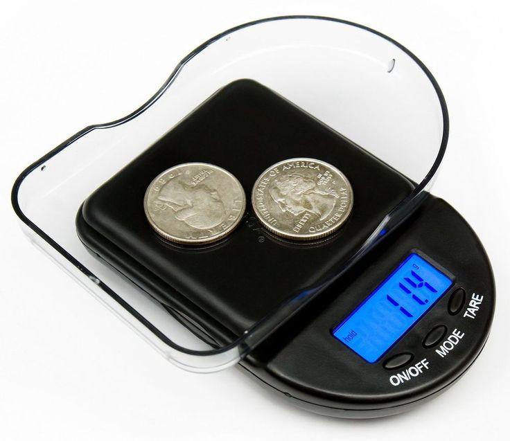 High Precision Jewelry Marijuana Weed Pot Weight Weigh Digital Pocket Scale Gram #HighPrecisionJewelry