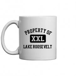 Lake Roosevelt High School - Coulee Dam, WA   Mugs & Accessories Start at $14.97