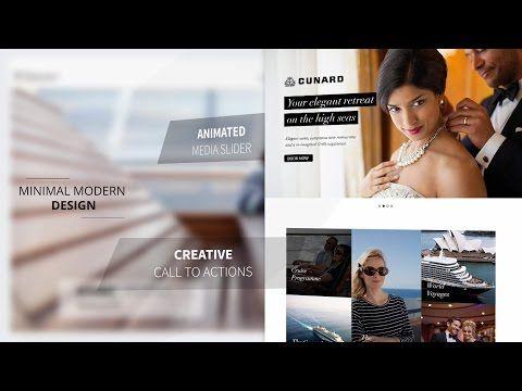 Cruise & Travel Website