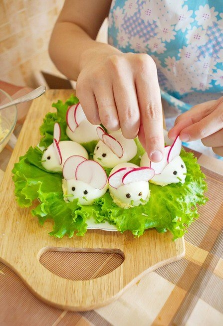 yummy mouse ;-)