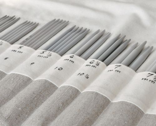 double pointed knitting needle storage - Google Search                                                                                                                                                                                 More