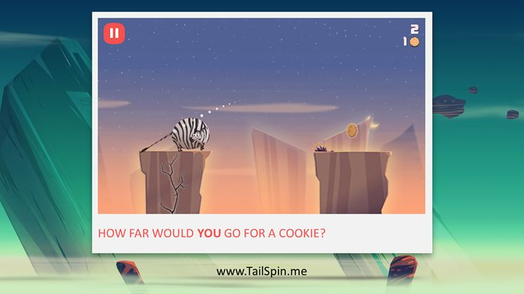The awesomest thing in the world - Cookies! Specifically #chocolate chip cookies.  #tailspin #gameplayscreen