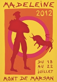 Madeleine 2012 - Fêtes de Mont-de-Marsan #landes