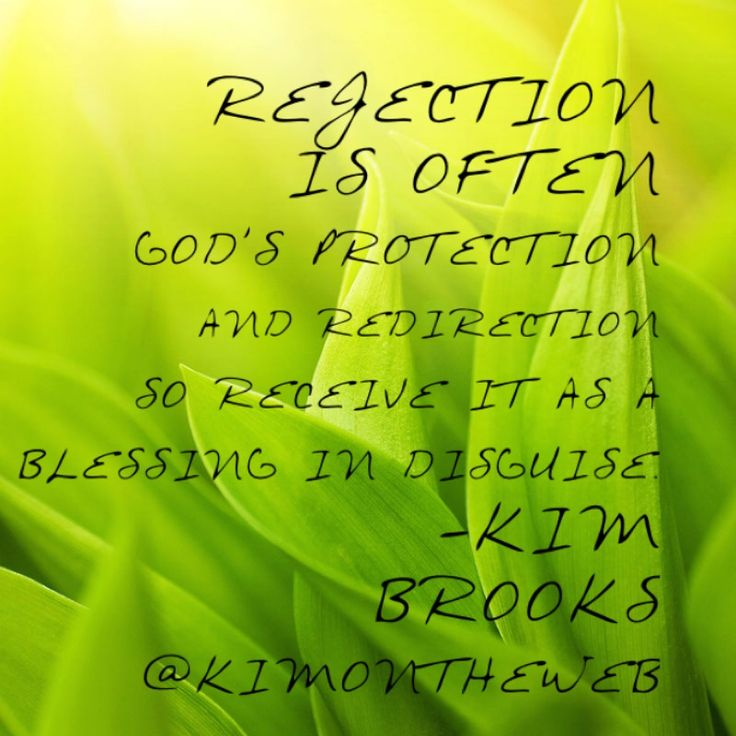 how to handle rejection, encouragement for Christian singles by author, Kim Brooks Get free eBook on www.kimontheweb.com