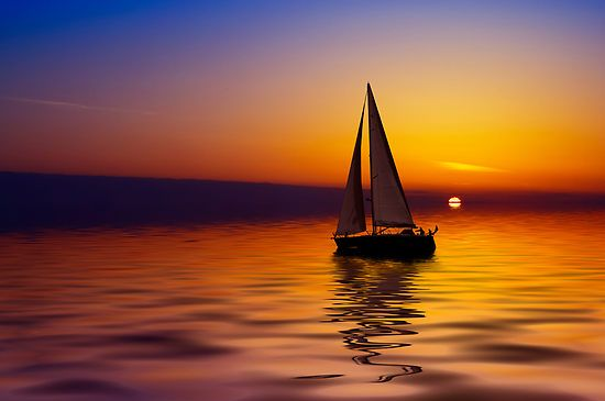 Sailboat: Buckets Lists, Need A Vacations, The Ocean, Google Search, Sunsets Pictures, Beauty Sunsets, Sailing Away, Romantic Evening, Sailing Boats